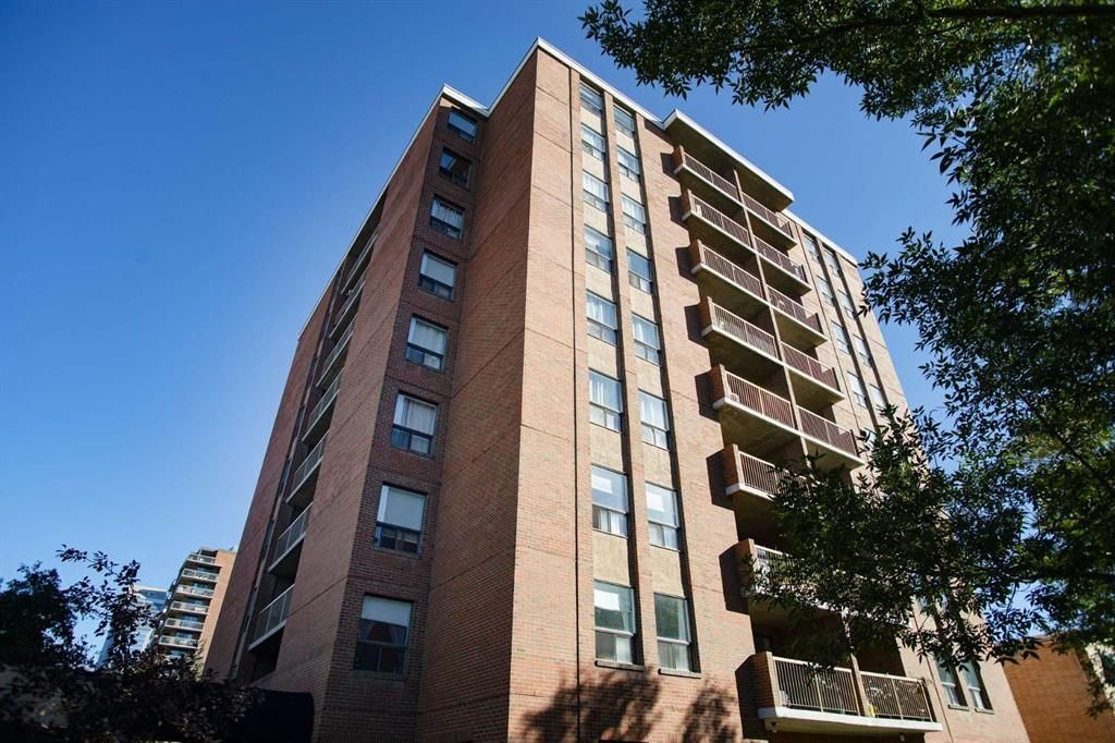 Main Photo: 806 1414 5 Street SW in Calgary: Beltline Apartment for sale : MLS®# A1147413