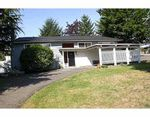 Property Photo: 1663 CHARLAND AVE in Coquitlam