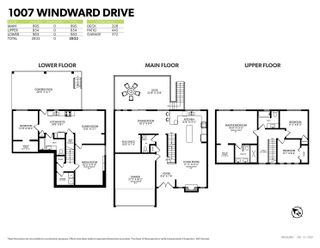 Photo 40: 1007 WINDWARD Drive in Coquitlam: Ranch Park House for sale : MLS®# R2618347