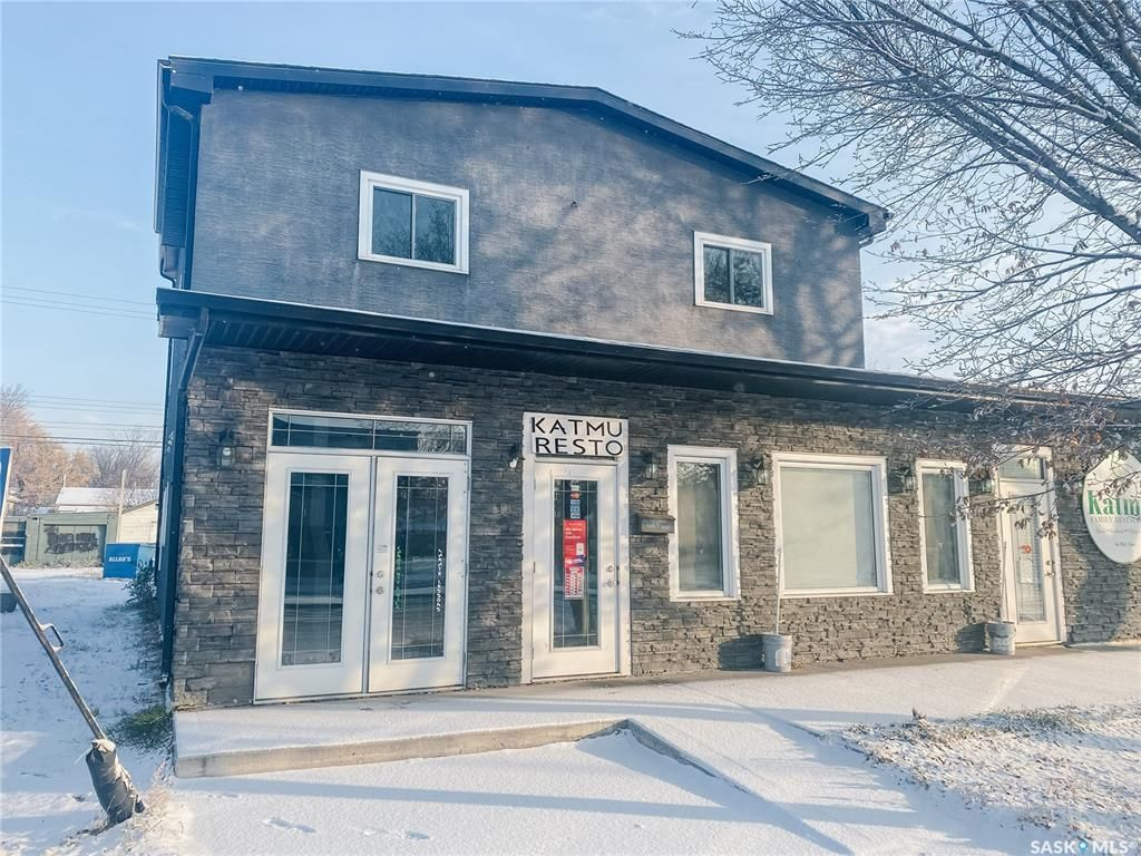 Main Photo: 1002 22nd Street West in Saskatoon: Westmount Commercial for lease : MLS®# SK831486