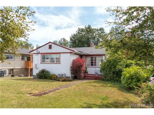 Main Photo: 3307 Wordsworth St in VICTORIA: SE Cedar Hill House for sale (Saanich East)  : MLS®# 734492