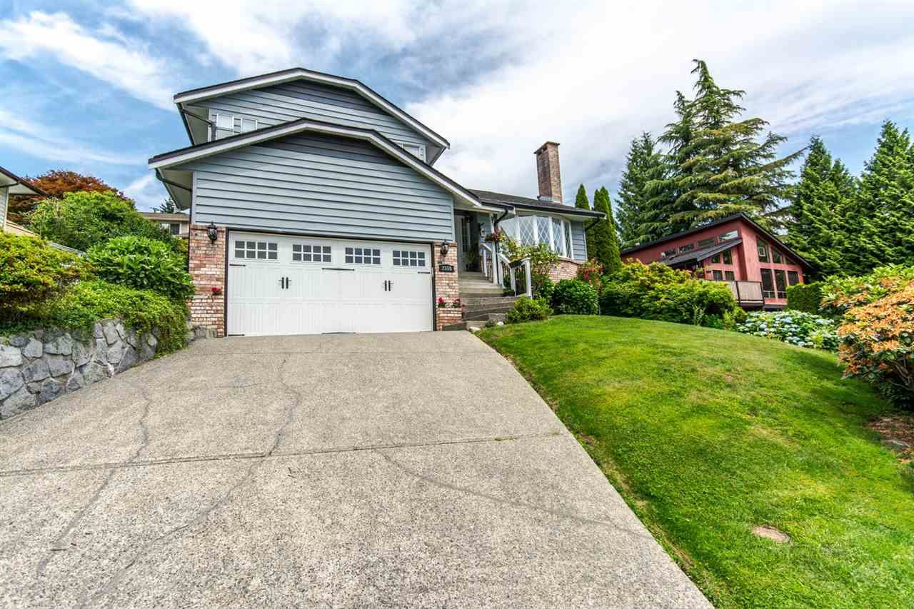 Main Photo: 2555 PEREGRINE PLACE in : Upper Eagle Ridge House for sale : MLS®# R2082647