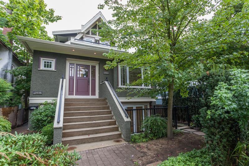 "Main Photo: 3427 W 7TH Avenue in Vancouver: Kitsilano House for sale in ""KITSILANO"" (Vancouver West)  : MLS®# R2109857"