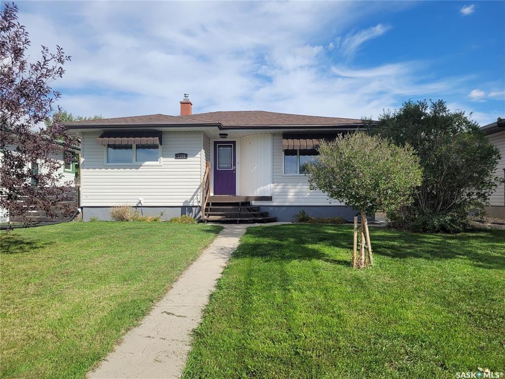 Main Photo: 1109 Grace Street in Regina: Rosemont Residential for sale : MLS®# SK870499