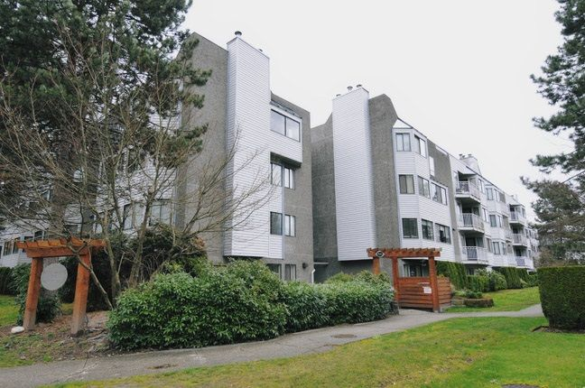 """Photo 11: Photos: 203 9584 MANCHESTER Drive in Burnaby: Cariboo Condo for sale in """"BROOKSIDE PARK"""" (Burnaby North)  : MLS®# R2118697"""