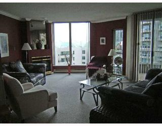 "Photo 2: 503 1135 QUAYSIDE Drive in New_Westminster: Quay Condo for sale in ""Anchor Pointe"" (New Westminster)  : MLS®# V660358"