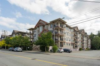 "Photo 1: 312 5438 198 Street in Langley: Langley City Condo for sale in ""CREEKSIDE ESTATES"" : MLS®# R2394421"