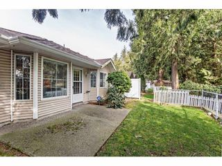 "Photo 31: 11 1973 WINFIELD Drive in Abbotsford: Abbotsford East Townhouse for sale in ""Belmont Ridge"" : MLS®# R2551431"