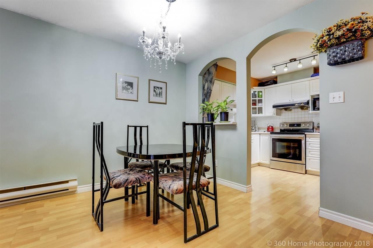 """Photo 7: Photos: 21 7488 SALISBURY Avenue in Burnaby: Highgate Townhouse for sale in """"WINSTON GARDEN"""" (Burnaby South)  : MLS®# R2260408"""