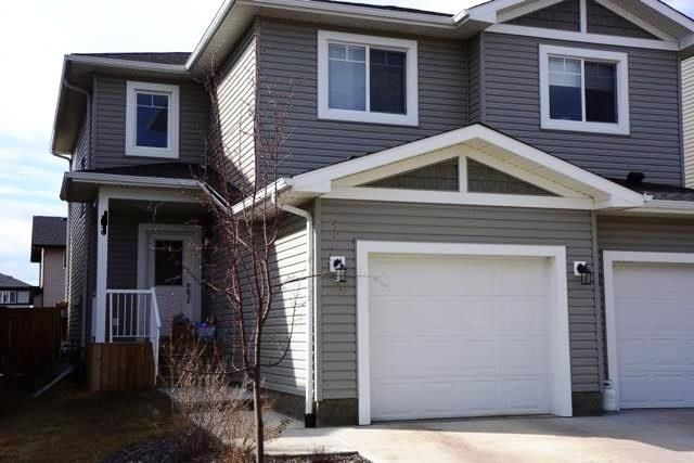 Main Photo: 33 ROSEBERRY Lane: Fort Saskatchewan House Half Duplex for sale : MLS®# E4241857