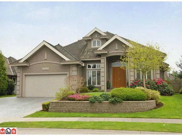 Main Photo: 15748 39A Avenue in Surrey: Morgan Creek House for sale (South Surrey White Rock)  : MLS®# F1112306