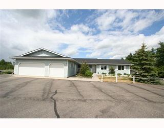 Photo 2:  in CALGARY: Rural Rocky View MD Residential Detached Single Family for sale : MLS®# C3270240