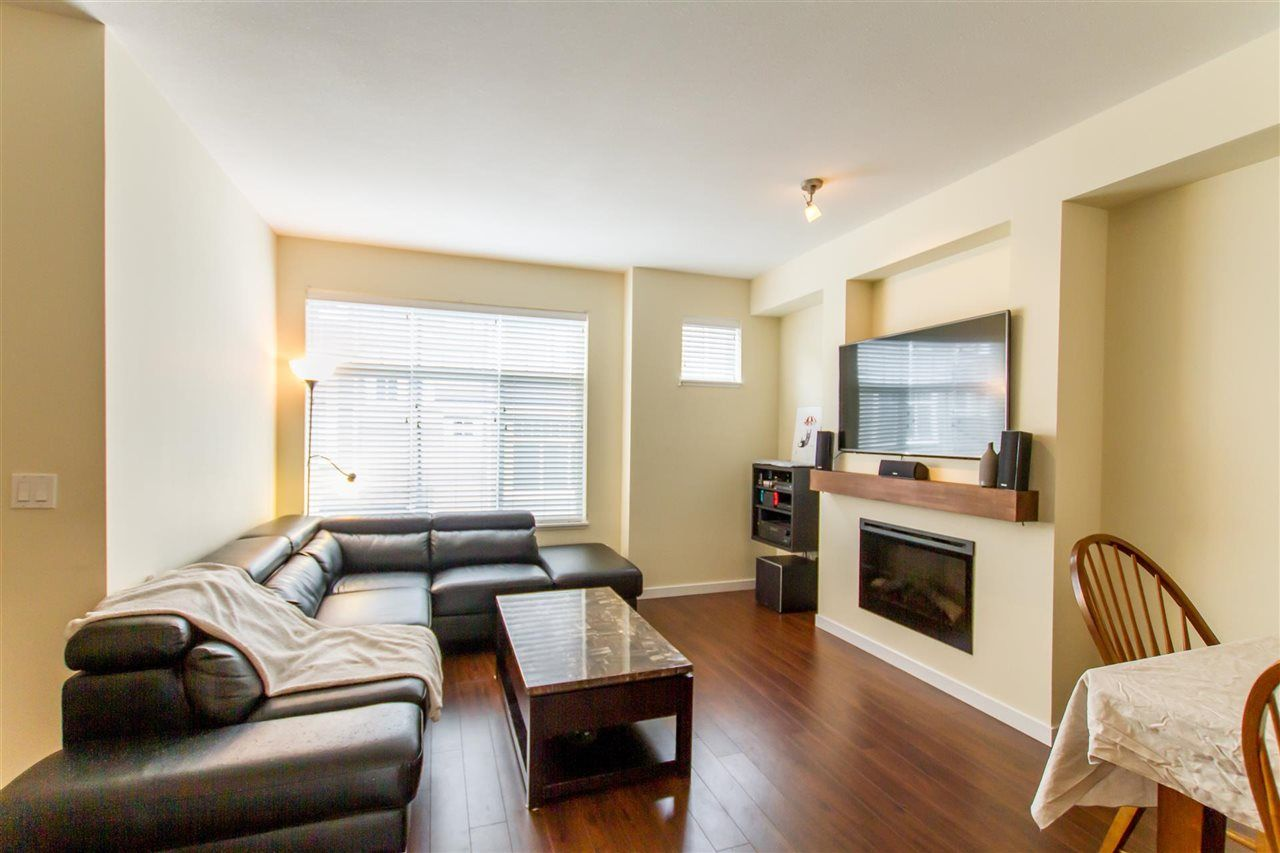 "Main Photo: 27 14356 63A Avenue in Surrey: Sullivan Station Townhouse for sale in ""Madison"" : MLS®# R2449330"