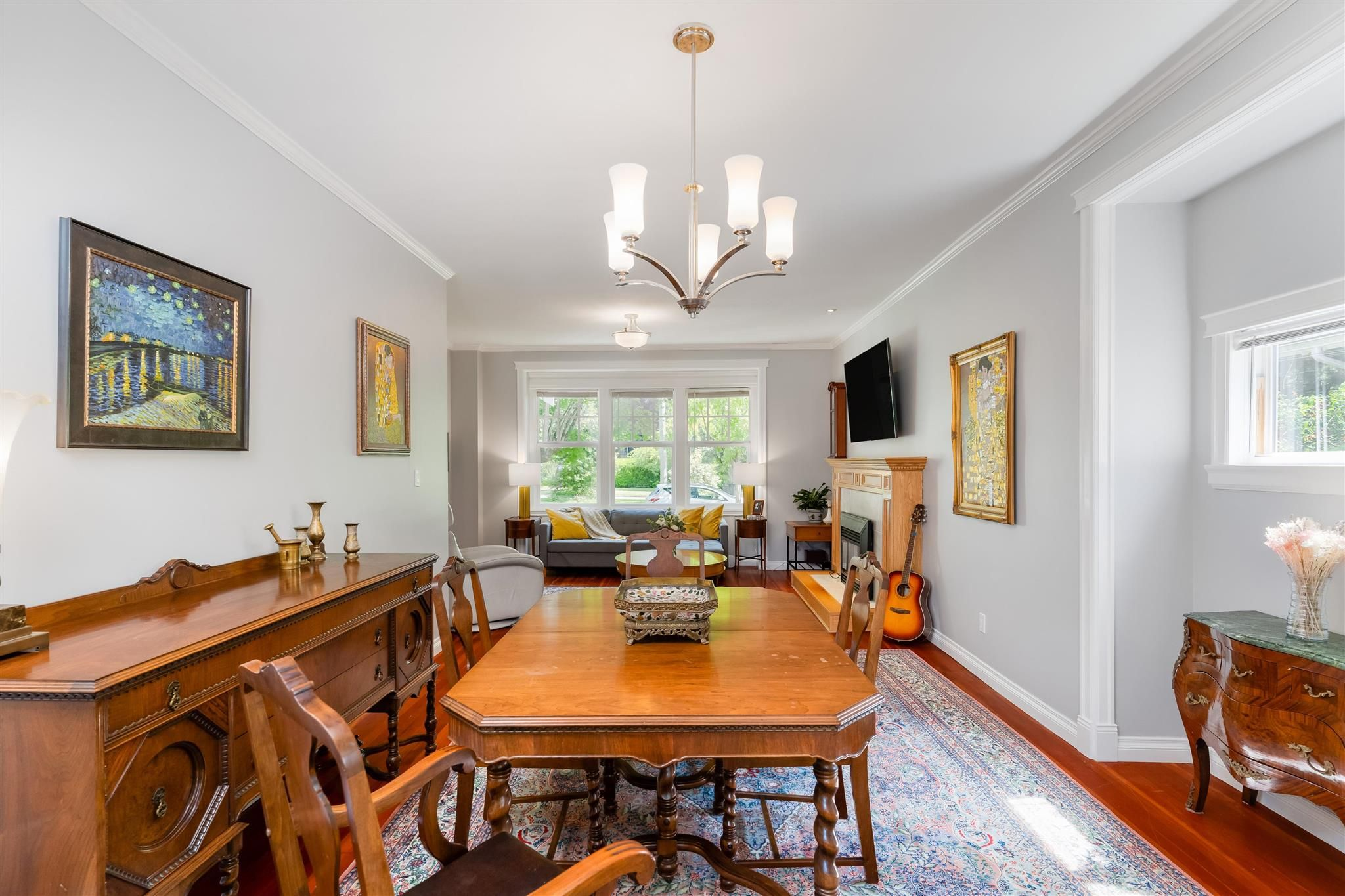 Photo 8: Photos: 412 FIFTH STREET in New Westminster: Queens Park House for sale : MLS®# R2594885