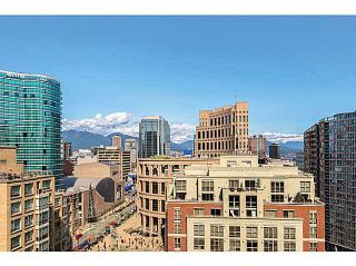 "Photo 3: 2106 867 HAMILTON Street in Vancouver: Downtown VW Condo for sale in ""JARDINE'S LOOKOUT"" (Vancouver West)  : MLS®# V1117977"