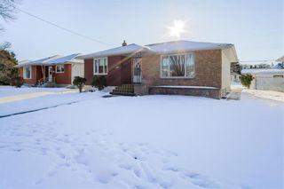 Photo 1: 394 Semple Avenue in Winnipeg: West Kildonan Residential for sale (4D)  : MLS®# 202100145