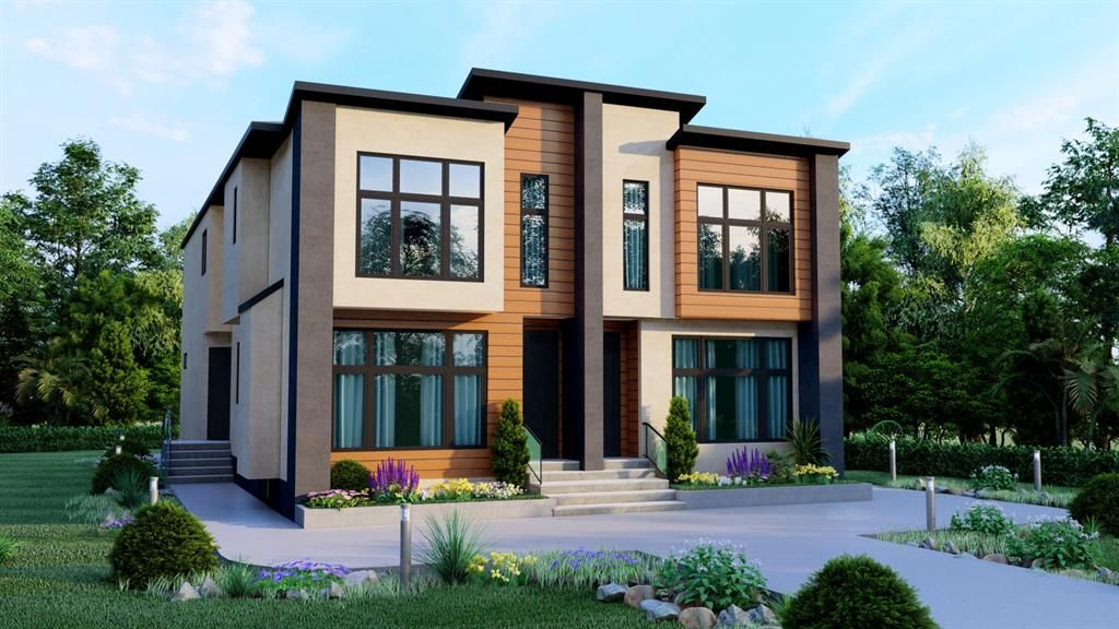 Main Photo: 1 4320 Bowness Road NW in Calgary: Montgomery Row/Townhouse for sale : MLS®# A1068796