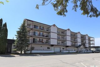 Photo 1: 203 220 1st Street East in Nipawin: Residential for sale : MLS®# SK855452