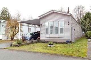 """Photo 30: 142 145 KING EDWARD Street in Coquitlam: Maillardville Manufactured Home for sale in """"MILL CREEK VILLAGE"""" : MLS®# R2518910"""