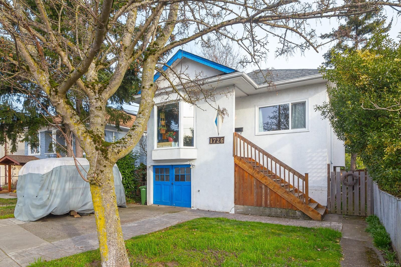 Main Photo: 1726 Bay St in : Vi Jubilee House for sale (Victoria)  : MLS®# 872751
