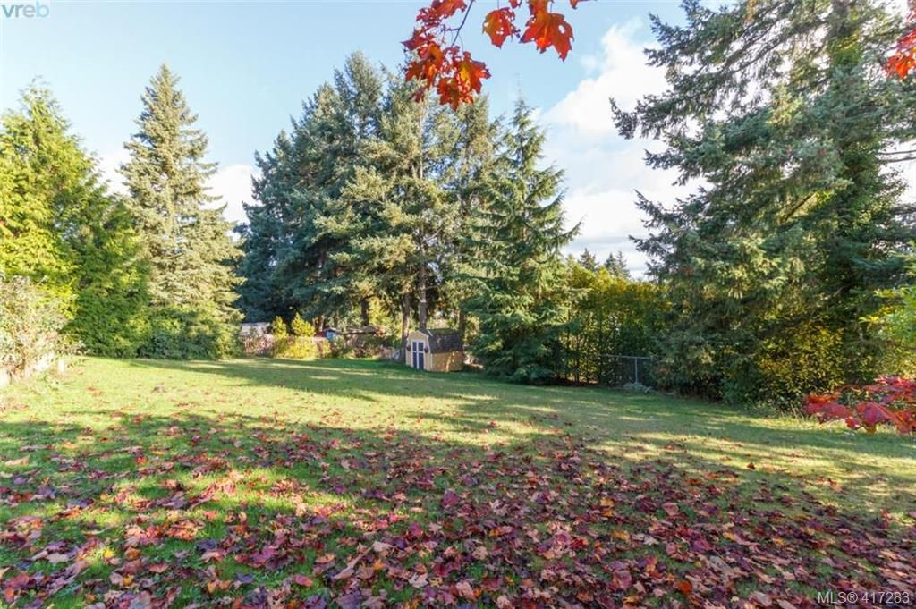 Main Photo: 2148 Panaview Hts in SAANICHTON: CS Keating Land for sale (Central Saanich)  : MLS®# 827831