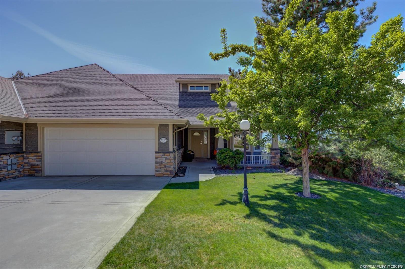 Main Photo: 5197 Silverado Place, in Kelowna: House for sale : MLS®# 10200173