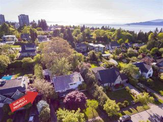 "Photo 1: 1741 ALLISON Road in Vancouver: University VW House for sale in ""UNIVERSITY ENDOWMENT LANDS"" (Vancouver West)  : MLS®# R2268035"