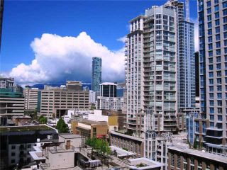 """Photo 7: 1402 928 RICHARDS Street in Vancouver: Downtown VW Condo for sale in """"THE SAVOY"""" (Vancouver West)  : MLS®# V826168"""