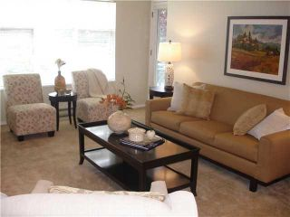 "Photo 4: # 206 3377 CAPILANO CR in North Vancouver: Capilano NV Condo for sale in ""Capilano Estates"" : MLS®# V860520"