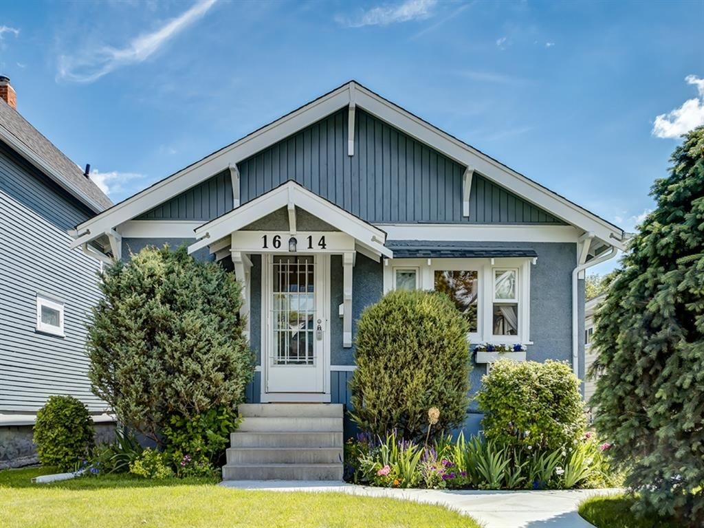 Main Photo: 1614 15 Street SE in Calgary: Inglewood Detached for sale : MLS®# A1014751