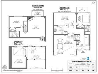 Photo 17: 1430 VIEW Crescent in Delta: Beach Grove House for sale (Tsawwassen)  : MLS®# R2432811