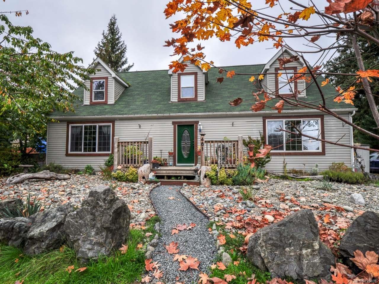 Main Photo: 461 Aurora St in PARKSVILLE: PQ Parksville House for sale (Parksville/Qualicum)  : MLS®# 720497