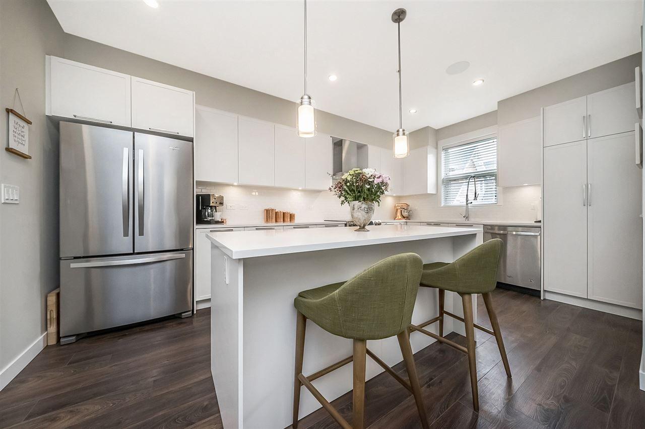 Main Photo: 3 2150 SALISBURY Avenue in Port Coquitlam: Glenwood PQ Townhouse for sale : MLS®# R2318094