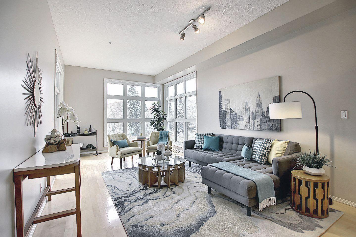 Main Photo: 349 10403 122 Street in Edmonton: Zone 07 Condo for sale : MLS®# E4242169