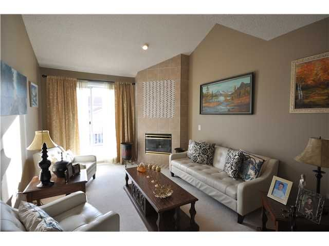 Photo 2: Photos: 27 5810 PATINA Drive SW in CALGARY: Prominence_Patterson Townhouse for sale (Calgary)  : MLS®# C3597559