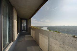 Photo 2: 504 8340 JASPER Avenue in Edmonton: Zone 09 Condo for sale : MLS®# E4243652