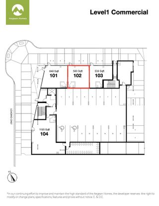 Photo 2: 102 1360 VICTORIA Street in Squamish: Downtown SQ Retail for sale : MLS®# C8038576
