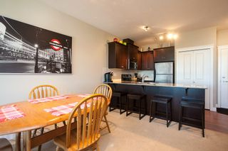 """Photo 6: 413 17712 57A Avenue in Surrey: Cloverdale BC Condo for sale in """"West on the Village Walk"""" (Cloverdale)  : MLS®# R2107869"""