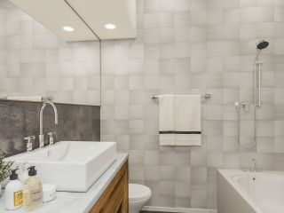 "Photo 5: 404 1333 W GEORGIA Street in Vancouver: Coal Harbour Condo for sale in ""THE QUBE"" (Vancouver West)  : MLS®# R2545049"