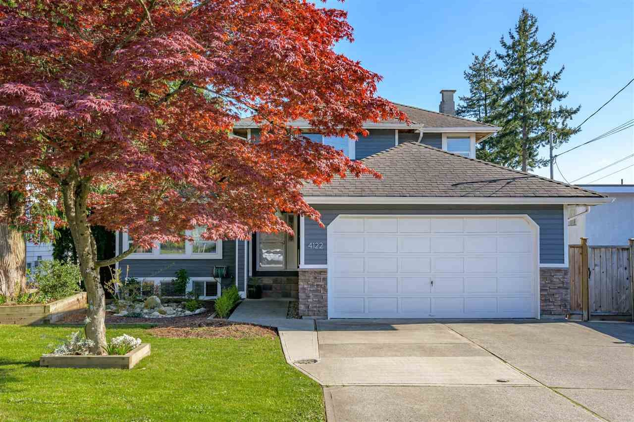 Main Photo: 4122 VICTORY Street in Burnaby: Metrotown House for sale (Burnaby South)  : MLS®# R2588718