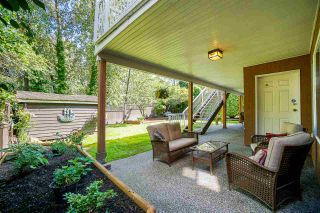 Photo 38: 2880 KEETS Drive in Coquitlam: Coquitlam East House for sale : MLS®# R2473135