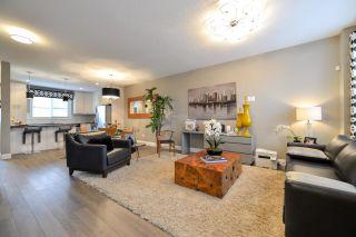 Photo 4: 129 GREENBURY Close: Spruce Grove House Half Duplex for sale : MLS®# E4260794