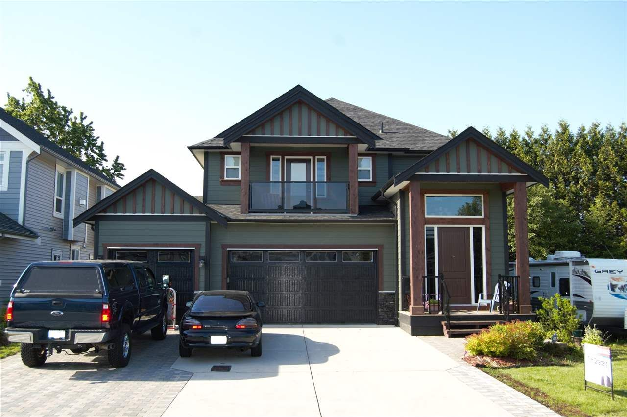Main Photo: 32856 SYLVIA Avenue in Mission: Mission BC House for sale : MLS®# R2175601
