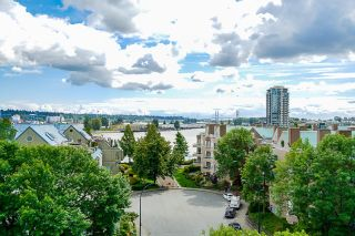 """Photo 22: 606 1135 QUAYSIDE Drive in New Westminster: Quay Condo for sale in """"Anchor Pointe"""" : MLS®# R2619556"""