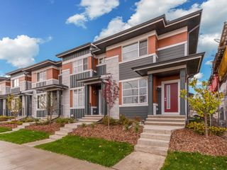 Photo 1: 100 Skyview Parade NE in Calgary: Skyview Ranch Row/Townhouse for sale : MLS®# A1070526