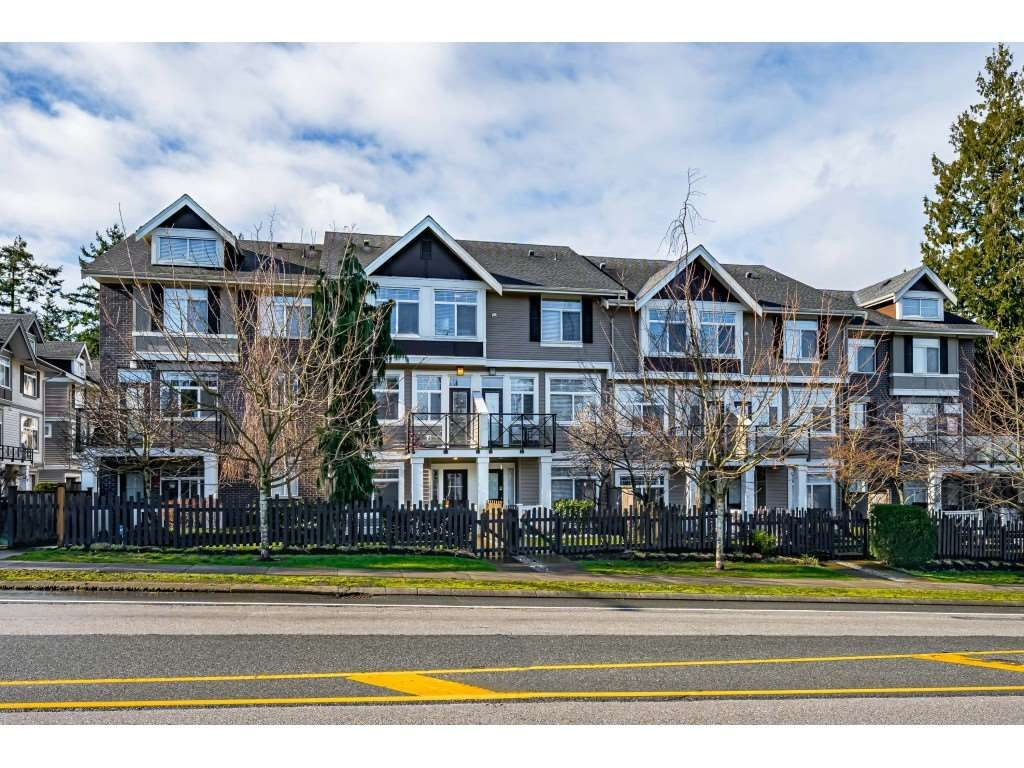 """Main Photo: 14 14377 60 Avenue in Surrey: Sullivan Station Townhouse for sale in """"Blume"""" : MLS®# R2540410"""
