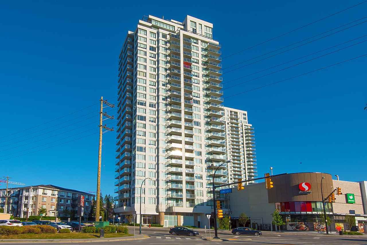 "Main Photo: 703 602 COMO LAKE Avenue in Coquitlam: Coquitlam West Condo for sale in ""UPTOWN 1 BY BOSA"" : MLS®# R2529216"