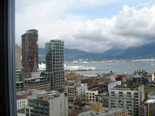 "Photo 8: 2504 550 TAYLOR Street in Vancouver: Downtown VW Condo for sale in ""TAYLOR"" (Vancouver West)  : MLS®# V820139"