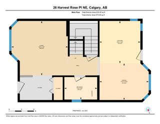 Photo 32: 26 Harvest Rose Place NE in Calgary: Harvest Hills Detached for sale : MLS®# A1124460