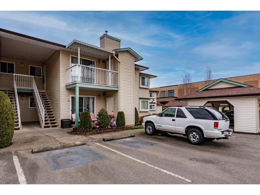 Main Photo: 12 45640 STOREY Avenue in Chilliwack: Sardis West Vedder Rd Townhouse for sale (Sardis)  : MLS®# R2555454